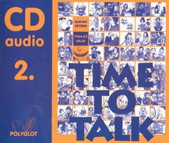 Time to Talk 2. - CD Audio