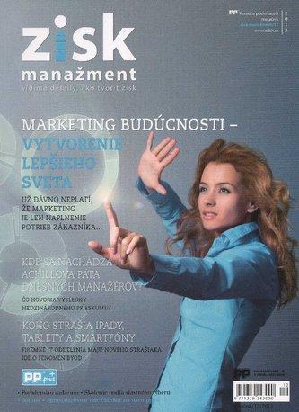 Zisk manažment 12/2013
