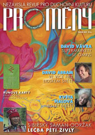 Revue Proměny podzim 2009