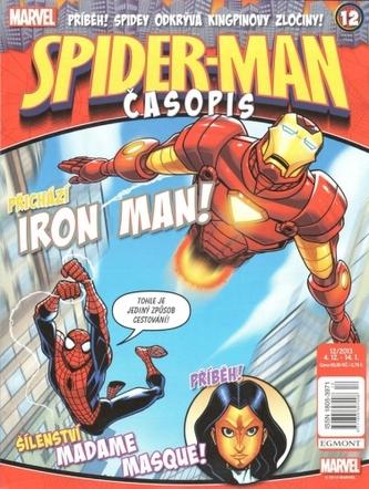 Spider-man časopis