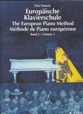 Europäische Klavierschule/The European Piano Method
