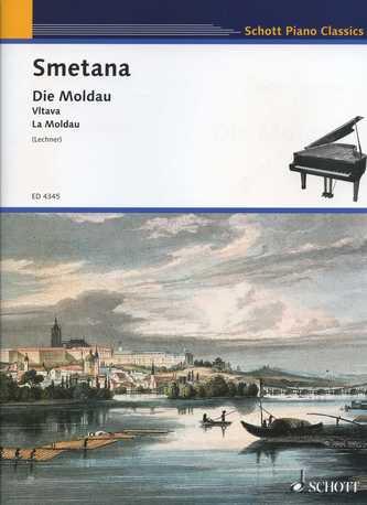 Die Moldau / Vltava / La Moldau