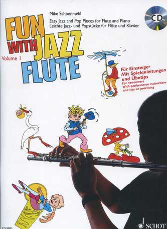Fun with Jazz Flaute / volume 1