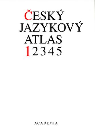 Český jazykový atlas 1