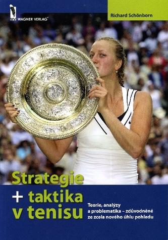 Strategie + taktika v tenisu