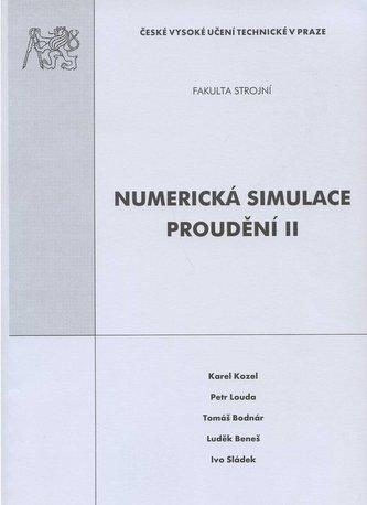 Numerická simulace proudění II
