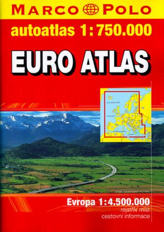 Euro Atlas 1: 750 000