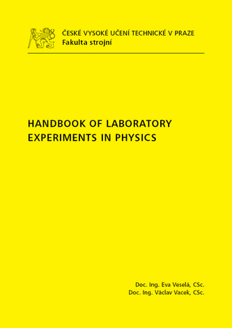 Handbook of Laboratory Experiments in Physics