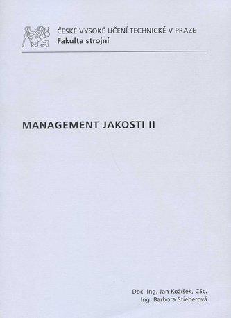 Management jakosti II