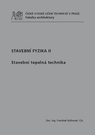 Stavební fyzika II
