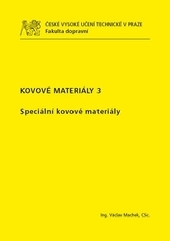 Kovové materiály 3