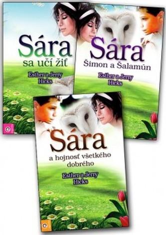 Sára/ Komplet 3 knihy