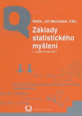 Základy statistického myšlení