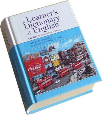 S-A A-S Slovník A Learner´s Dictionary of English