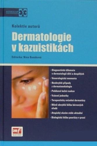 Dermatologie v kazuistikách