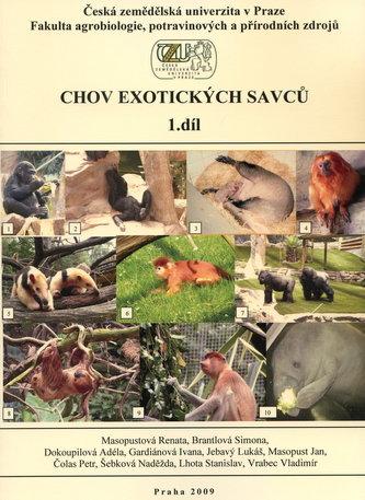 Chov exotických savců - 1. díl