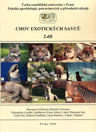 Chov exotických savců - 2. díl