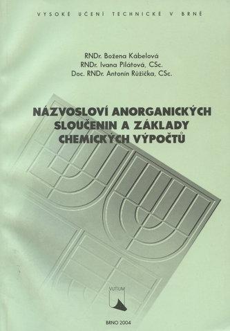 Názvosloví anorganických sloučenin a základy chemických