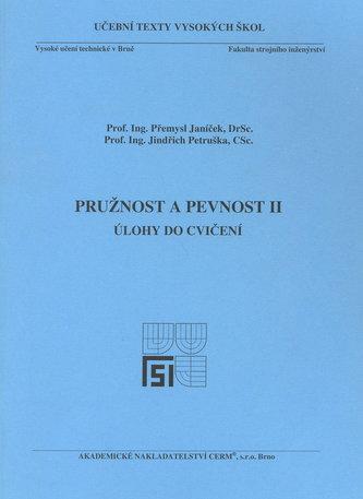 Pružnost a pevnost II. - Úlohy