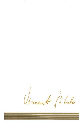 Vincent Šikula: Dielo III