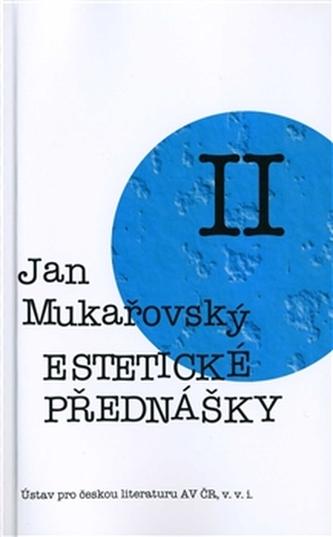 Estetické přednášky II.