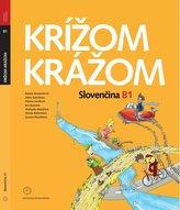 Krížom krážom, slovenčina B1 s CD
