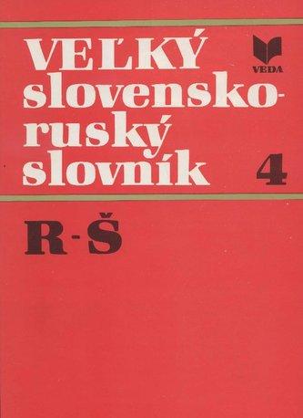 Veľký slovensko-ruský slovník 4