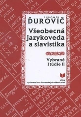 Všeobecná jazykoveda a slavistika