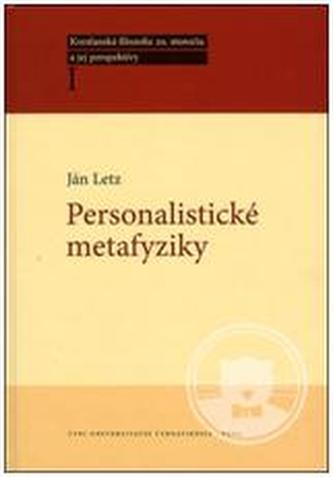 Personalistické metafyziky