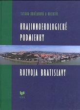 Krajinnoekologické podmienky rozvoja Bratislavy