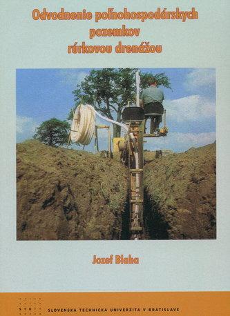 Odvodnenie poľnohospodárskych pozemkov rúrkovou drenážou