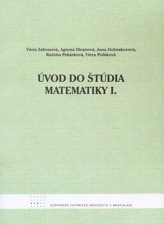 Úvod do štúdia matematiky I