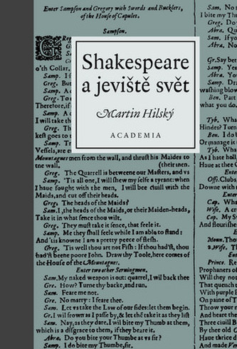 Shakespeare jeviště a svět