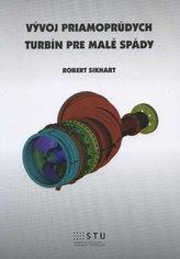 Vývoj priamoprúdych turbín pre malé spády
