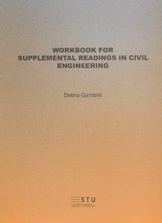 Workbook for supplemental readings in civil engeneering