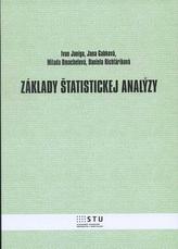 Základy štatistickej analýzy