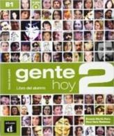 Gente Hoy 2 - Libro del alumno + CD