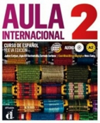 Aula Internacional 2 (A2) – Libro del al. + CD