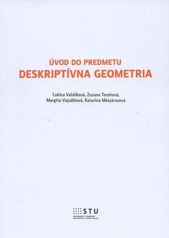 Úvod do predmetu Deskriprívna geometria