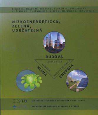 Nízkoenergetická, zelená, udržateľná Budova - Klíma - Energia