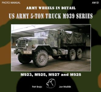 AW01 - US Army 5-ton Truck M939 Series