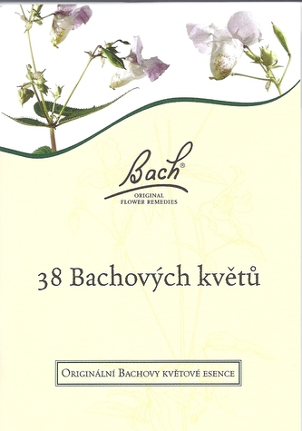 38 Bachových květů