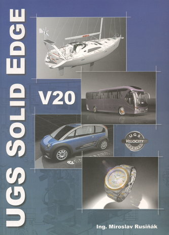 Učebnice UGS Solid Edge V20