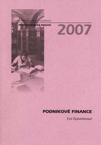 Podnikové finance