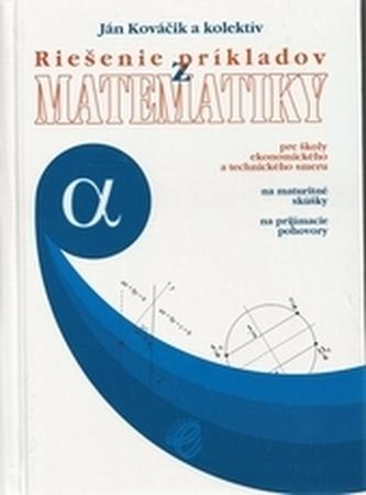 Riešenie príkladov z matematiky