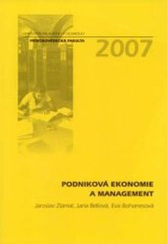 Podniková ekonomie a management