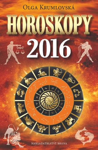 Horoskopy 2016 - Olga Krumlovská