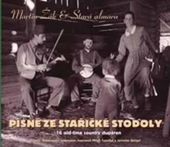 CD-Písně ze stařičké stodoly