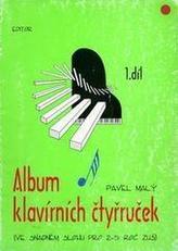 Album klavírních čtyřruček