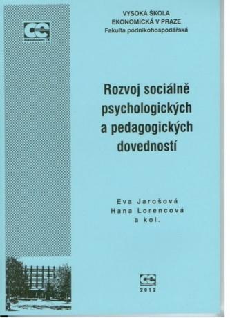 Rozvoj sociálně psychologických a pedagogických dovedností